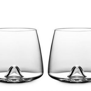 Normann Copenhagen Lasi Whiskey 2-pack 30 cl