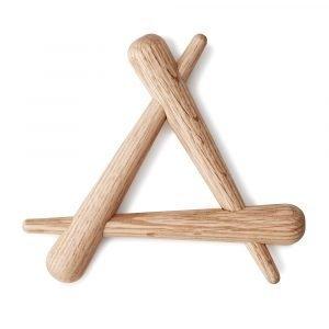 Normann Copenhagen Timber Pata Alusta Tammi