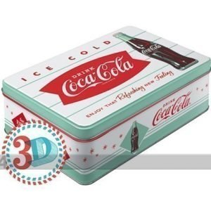 Nostalgic Art Peltipurkki 3d Coca-Cola Ice Colf 2