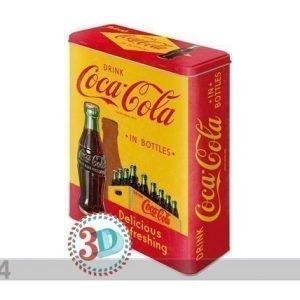 Nostalgic Art Peltipurkki Coca-Cola In Bottles 4 L