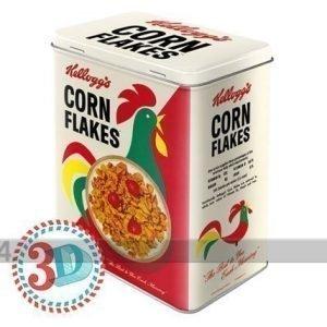 Nostalgic Art Peltipurkki Corn Flakes Cornelius 3 L