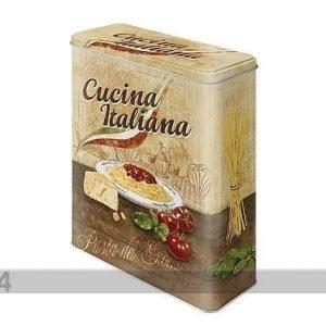 Nostalgic Art Peltipurkki Cucina Italiana 4 L