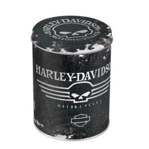 Nostalgic Art Peltipurkki Harley-Davidson 1 L