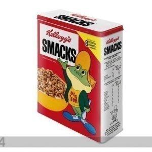 Nostalgic Art Peltipurkki Kellog'S Smacks 4 L