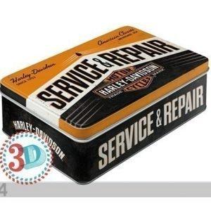 Nostalgic Art Peltirasia 3d Harley-DavÌdson Service & Repair 2