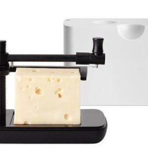 Nuance Juustorasia juustohöylällä valkoinen