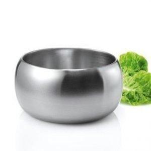 Nuance Salaattikulho Harjattu teräs