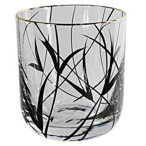 Nybro Crystal Simply Black Viskilasi Musta 30 Cl