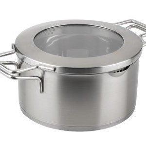OBH Nordica Supreme steel Kattila 5 litraa