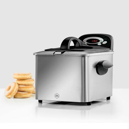 OBH Nordica friteerauskeitin Pro Fryer 4l malli 6357
