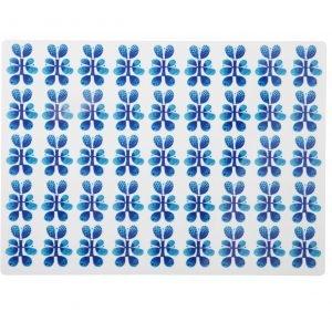 Opto Design Blues Pöytätabletti Sininen 40x30 Cm