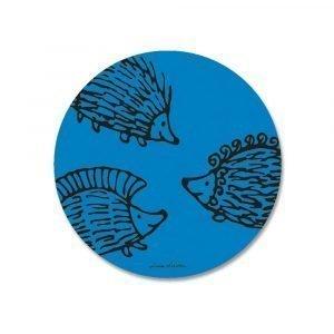 Opto Design Iggy Piggy Punky Pannunalunen Sininen 21 Cm