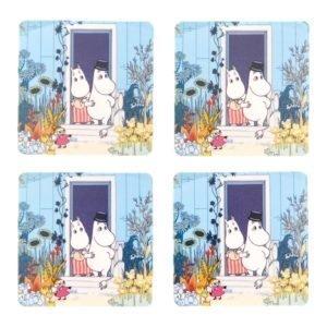 Opto Design Moomin Doorstep Alunen 4 Pack