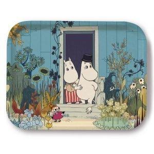Opto Design Moomin Doorstep Tarjotin 36x28 Cm