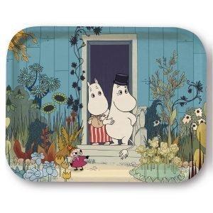 Opto Design Moomin Doorstep Tarjotin 43x33 Cm