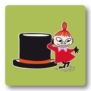 Opto Design Moomin Little My Hat Alunen Vihreä