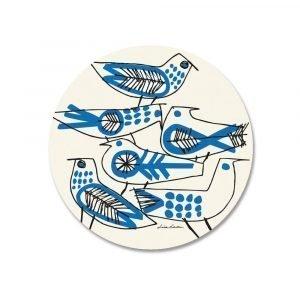 Opto Design Retro Birds Pannunalunen 21 Cm