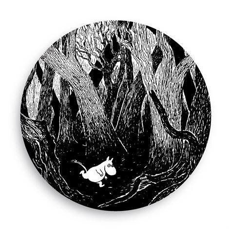 Opto Design Running Moomin Muumipannunalunen 21 cm
