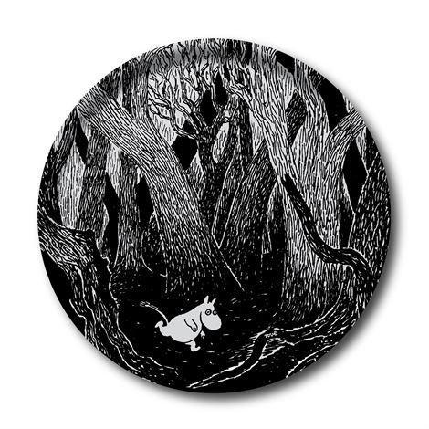 Opto Design Running Moomin Muumitarjotin Pyöreä 38 cm