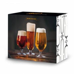 Orrefors Beer Collection Olutlasi Kirkas 3 Kpl