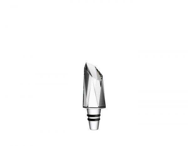Orrefors Carat New York Viinipullon Korkki Kristalli 10 Cm