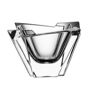 Orrefors Glacial Bowl Clear L