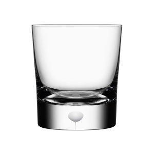 Orrefors Intermezzo Satin Of Viskilasi