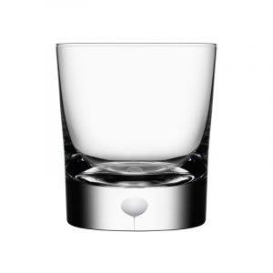 Orrefors Intermezzo Satin Whiskylasi Of 25 Cl