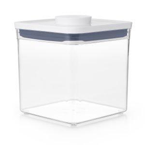 Oxo Pop Säilytyspurkki Valkoinen 2.6 L