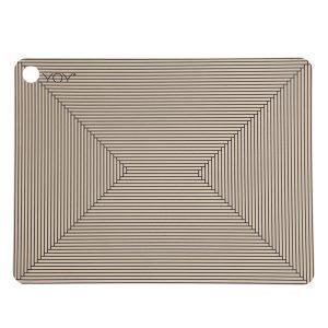 Oyoy Pöytätabletti Clay 34x45 Cm 2-Pakkaus