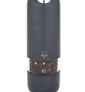 PEUGEOT Alaska Quartz Sähköinen Pippurimylly Graniitinharmaa 17 cm