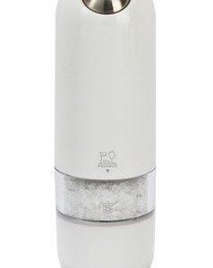 PEUGEOT Alaska Sähköinen Suolamylly Valkoinen 17 cm