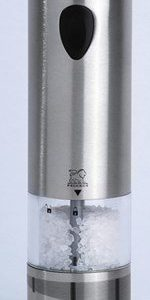 PEUGEOT Elis Ladattava Sähköinen Suolamylly 20 cm