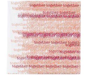 Paperiservetti Punainen 20kpl 33cm x 33cm