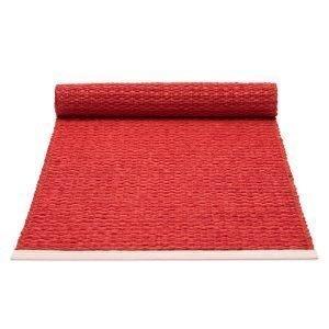 Pappelina Mono Kaitaliina Red 36x60 Cm