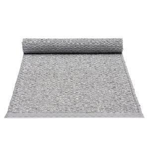 Pappelina Svea Kaitaliina Grey Metallic 36x130 Cm