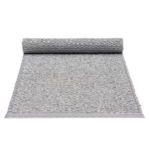 Pappelina Svea Kaitaliina Grey Metallic 36x80 Cm