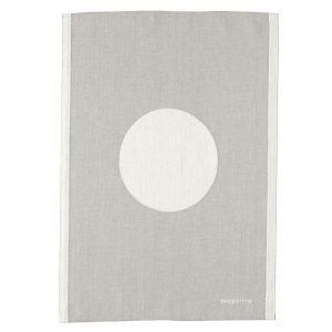 Pappelina Vera Pyyheliina Warm Grey 46x66 Cm