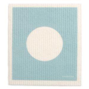 Pappelina Vera Tiskirätti Pale Turquoise 17x20 Cm 2-Pakkaus