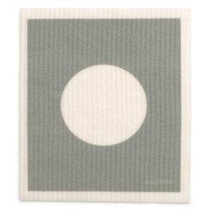 Pappelina Vera Tiskirätti Warm Grey 17x20 Cm 2-Pakkaus