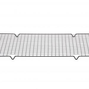 Patisse Jäähdytysritilä Musta 40x25 Cm