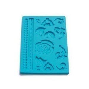 Patisse Koristelumuotti silikonia 20x13 cm