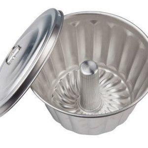 Patisse Leivosvuoka kannellinen alumiinia 2