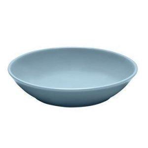 Pillivuyt Blå Bretagne Syvä lautanen tummansininen 20 cm