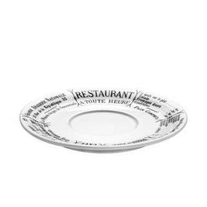 Pillivuyt Brasserie Vati Valkoinen/Musta 16