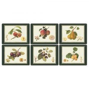 Pimpernel Hooker Fruits Pöytätabletti 6-Pakkaus