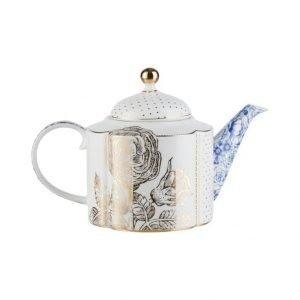 Pip Studio Royal White Teekannu 1650 ml
