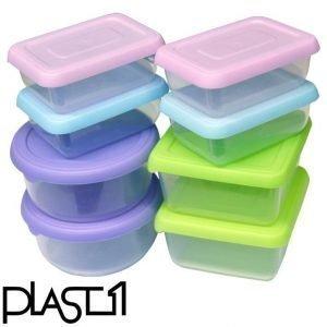 Plast1 Minipurkkisarja 8 Osaa