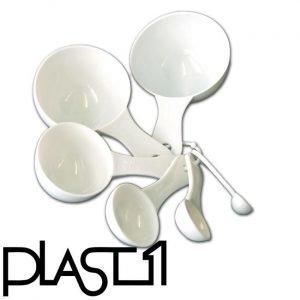 Plast1 Mittasarja 6-Osainen