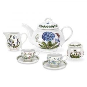 Portmeirion Botanic Garden Teetä Kahdelle Sarja